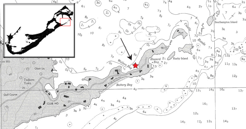 The Warwick Project Bermuda Underwater Expedition II